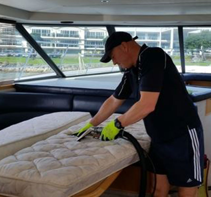 Ship Cleaning Services : Thorough boat cleaning services jerseycity